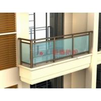 铝合金栏杆 铝合金护栏 铝合金阳台护栏 铝合金楼梯扶手