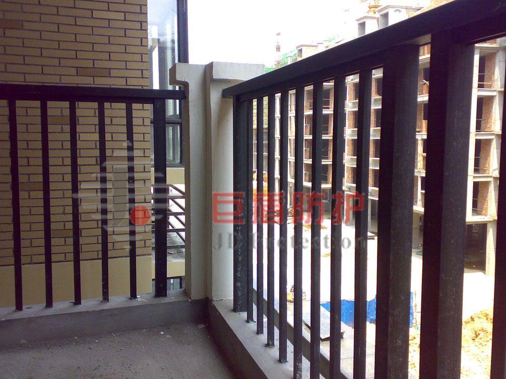 防火 防腐 永不生锈 巨盾铝合金栏杆 阳台护栏