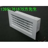 南京铝风口 双层百叶风口 空调出风口 方形散流器 铝扣板