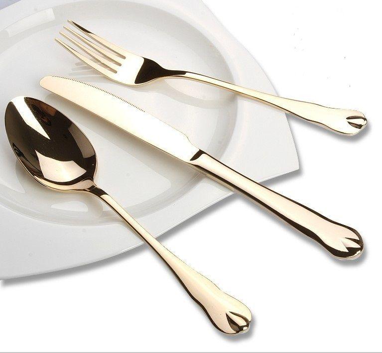 不锈钢刀叉、水滴系列餐具、牛排刀叉、酒店餐具