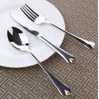 酒店专用餐具 酒店西餐餐具 刀叉勺