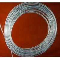 鍍鋅鋼絲繩,包膠鍍鋅鋼絲繩