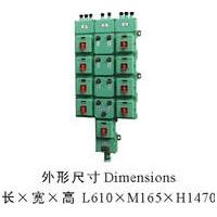湖北黄州防爆照明光控制配电箱