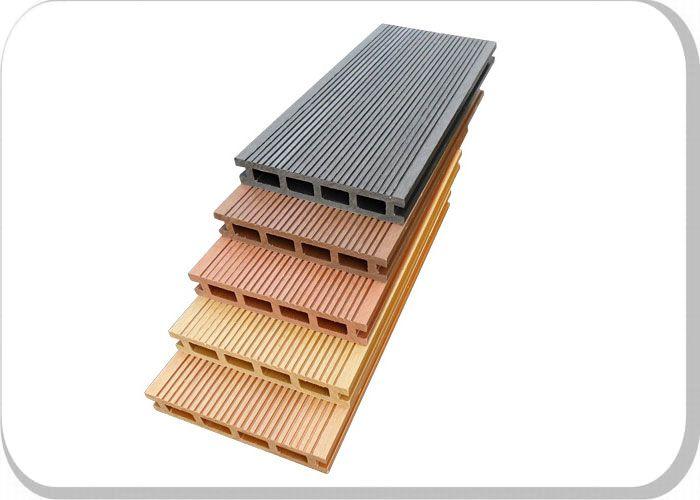 供应125*21木塑中空铺地板,塑木地板