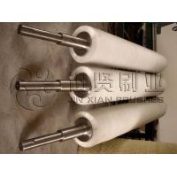 镀锌线清洗毛刷辊,酸洗线毛刷辊,彩涂线毛刷辊,不锈钢板清洗.