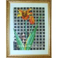 水晶玻璃马赛克、艺术相框画、马赛克