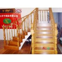 竹楼梯001|春红竹地板|江西竹地板
