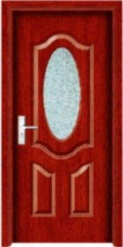 成都QH05强化门带玻璃