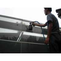 玻璃透明隔热保温涂料