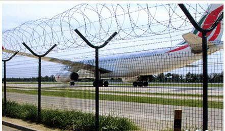 监狱四防一体化护栏网报价,监狱护栏网厂家,飞机场护栏