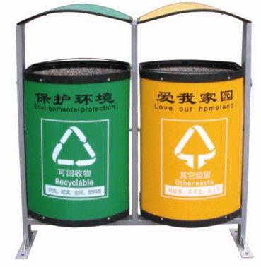 钢木垃圾桶|环卫垃圾桶|园林垃圾桶|垃圾桶