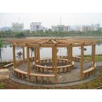 专业承建园林景观木结构工程设计施工等