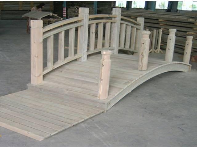 南京防腐木木桥