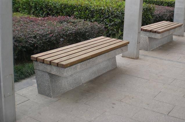 聚源防腐木户外休闲椅