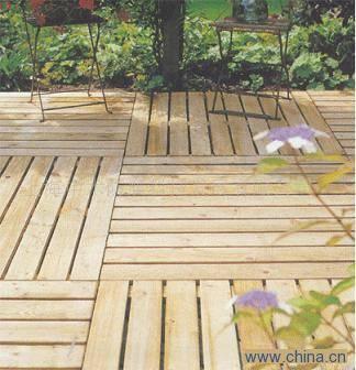 淮安聚源防腐木地板
