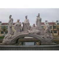 河北曲阳石材雕刻-人物雕刻