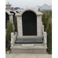 墓碑雕刻-河北曲阳石材雕刻