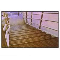 歐德橡膠地板-樓梯止滑板