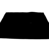 背胶黑色绒布/背胶黑色无纺布