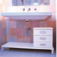 菲林格尔系统家具卫浴柜钢板抽1