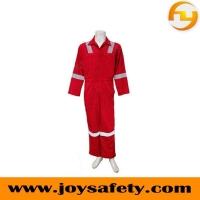 阻燃服装|芳纶阻燃连身服|防火服|隔热服飞行服