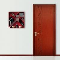 西安木门-西安烤漆门