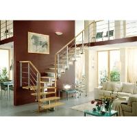成都升泰步步高艺术楼梯-金属楼梯 1