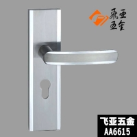 铝合金 执手锁 精品锁具 铝执手锁 房门锁 室内门锁 钢木门