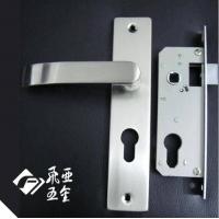 【飞亚五金】铝合金门锁 塑钢门锁