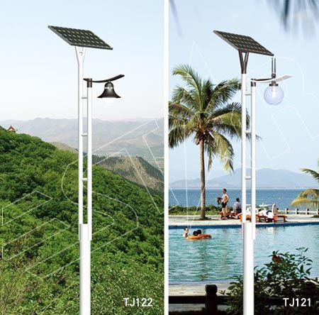 供应太阳能路灯,庭院灯 图