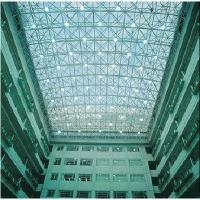 南京雨棚-南京欧仕达自动门-钢结构雨棚