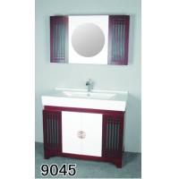 厂家直销——欧瑞洁进口橡木浴室柜浴柜卫浴柜9045
