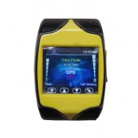 时尚GSM手表手机,GPS定位手机