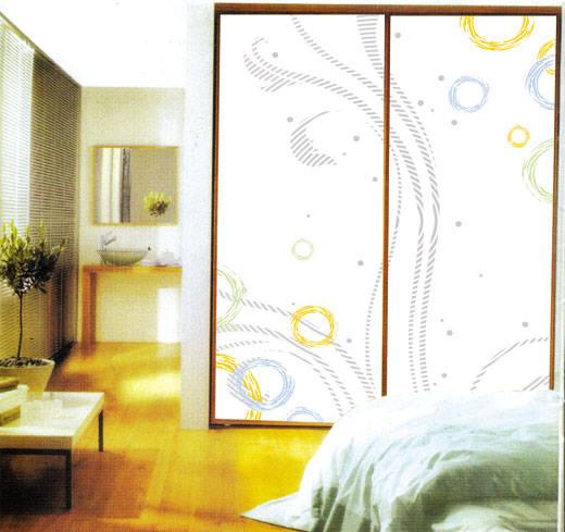 效果图|陕西西安饰家玻璃 衣柜门产品图片,效果图|饰