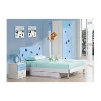 大床、儿童床、床头柜、床尾凳
