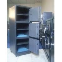 3门保险柜 3C认证保险柜 电子锁保险柜