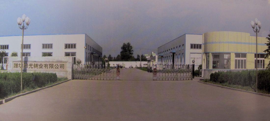阳光铸业有限公司