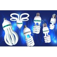 U型节能灯,螺旋型节能灯,花型节能灯