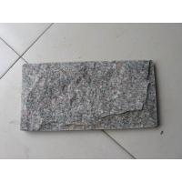 灰色文化石厂家灰色蘑菇石牡丹红蘑菇石文化砖
