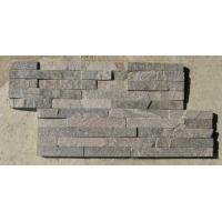 灰色文化石厂家粉石英文化石外墙砖