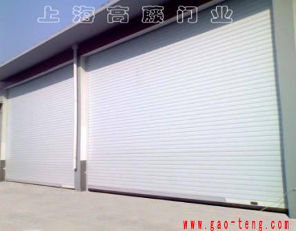 高藤门业 供应欧式工业门 保温卷帘门 上海