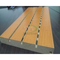 供应体育馆木质吸音板,槽木吸音板-吸音板施工工艺