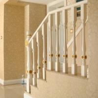 南京红灯木楼梯-木楼梯扶手-装修实景图9
