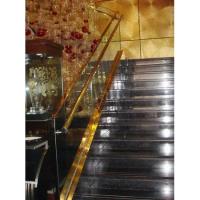 南京红灯木楼梯-不锈钢扶手-装修实景图12