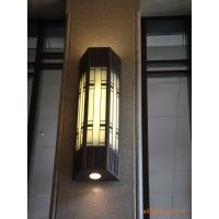 户外壁灯,云石壁灯,非标壁灯,仿云石工程壁灯