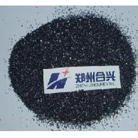 供应:合兴一级黑碳粒度砂、段砂