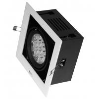 TIMESCENE LED格栅灯12w 进口光源 一体化散热