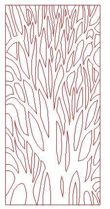 密度板雕花