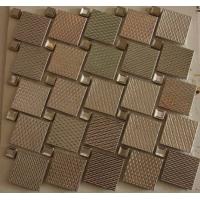 不锈钢马赛克30x30MM(#304板材)