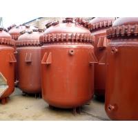 1000L搪瓷反应罐成功出售全国各地